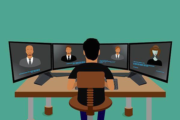 استفاده از ویدئو کنفرانس